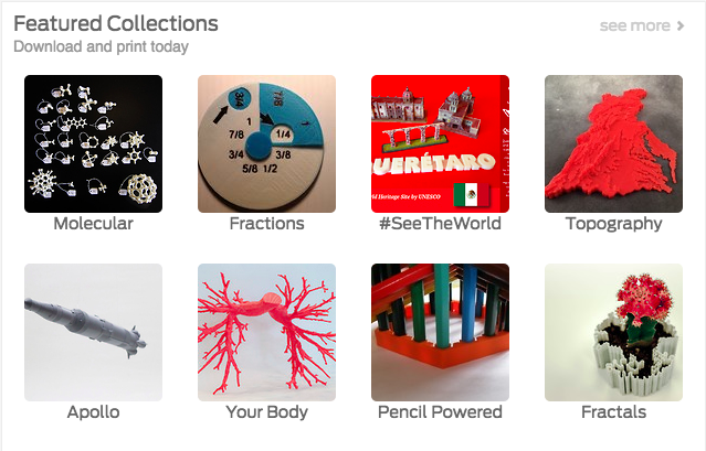 Help Feature Hispanic Heritage on Thingiverse Front Page